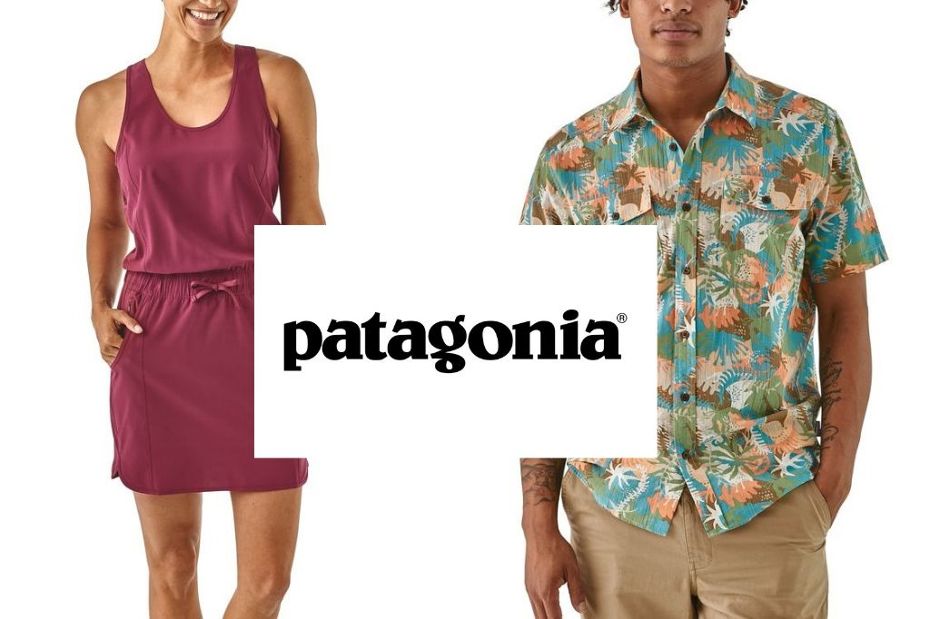 PATAGONIA : OUTDOOR SUMMER COLLECTION 2019