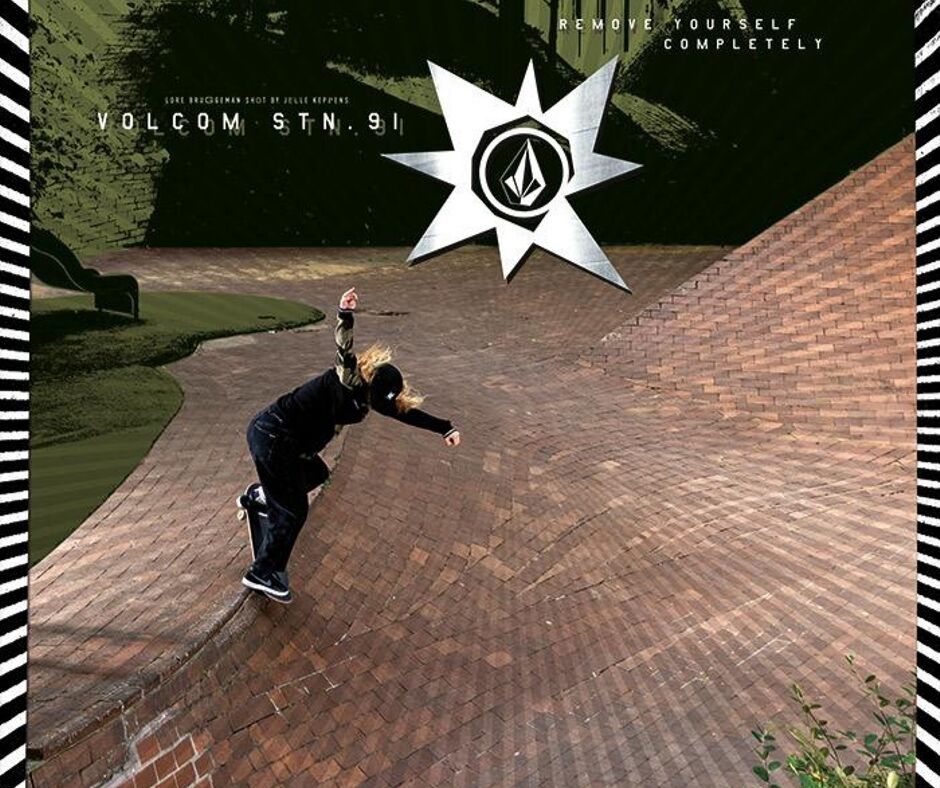 VOLCOM: FOR ALL RIDING LOVERS