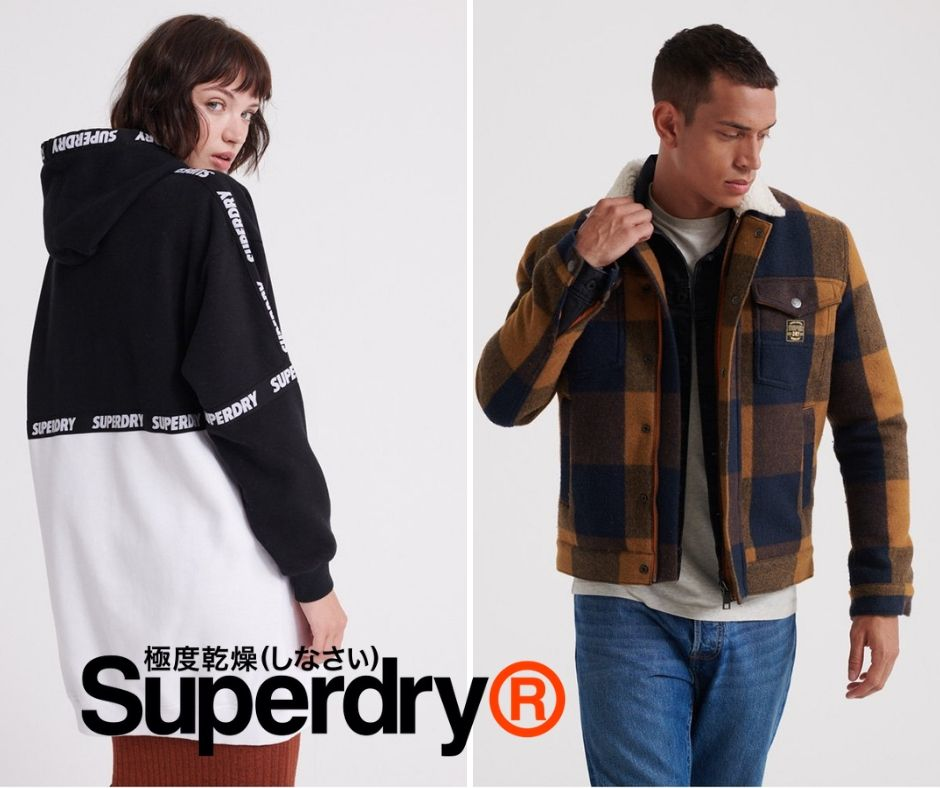 SUPERDRY: A FASHIONABLE BACK TO SCHOOL !