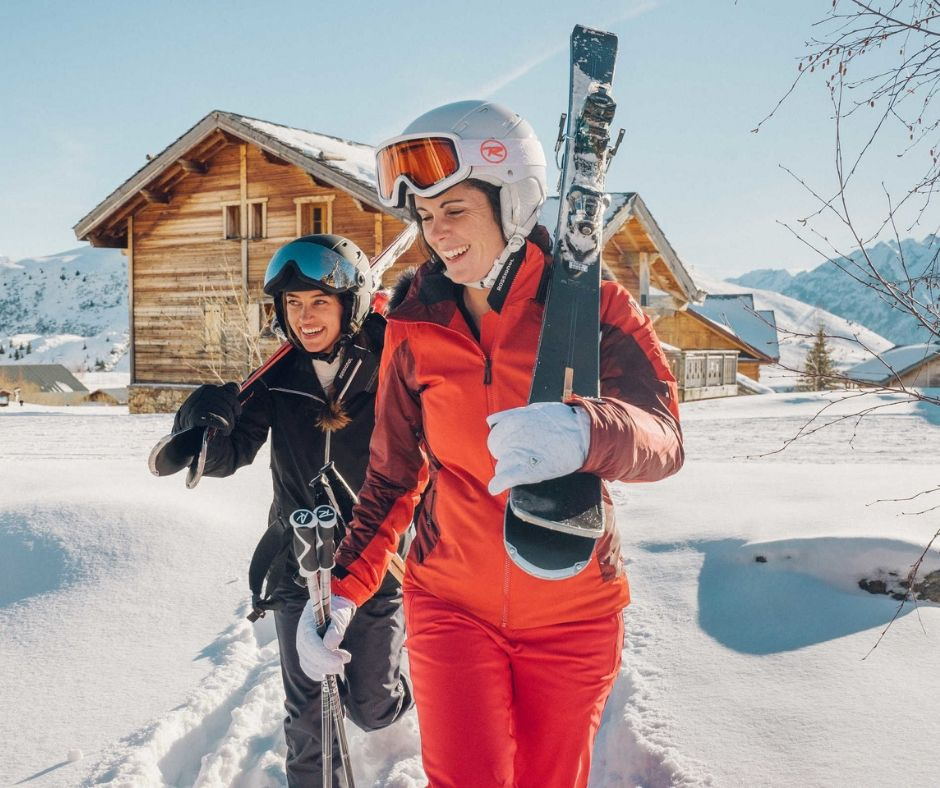 ROSSIGNOL: NEW SKIS COLLECTION