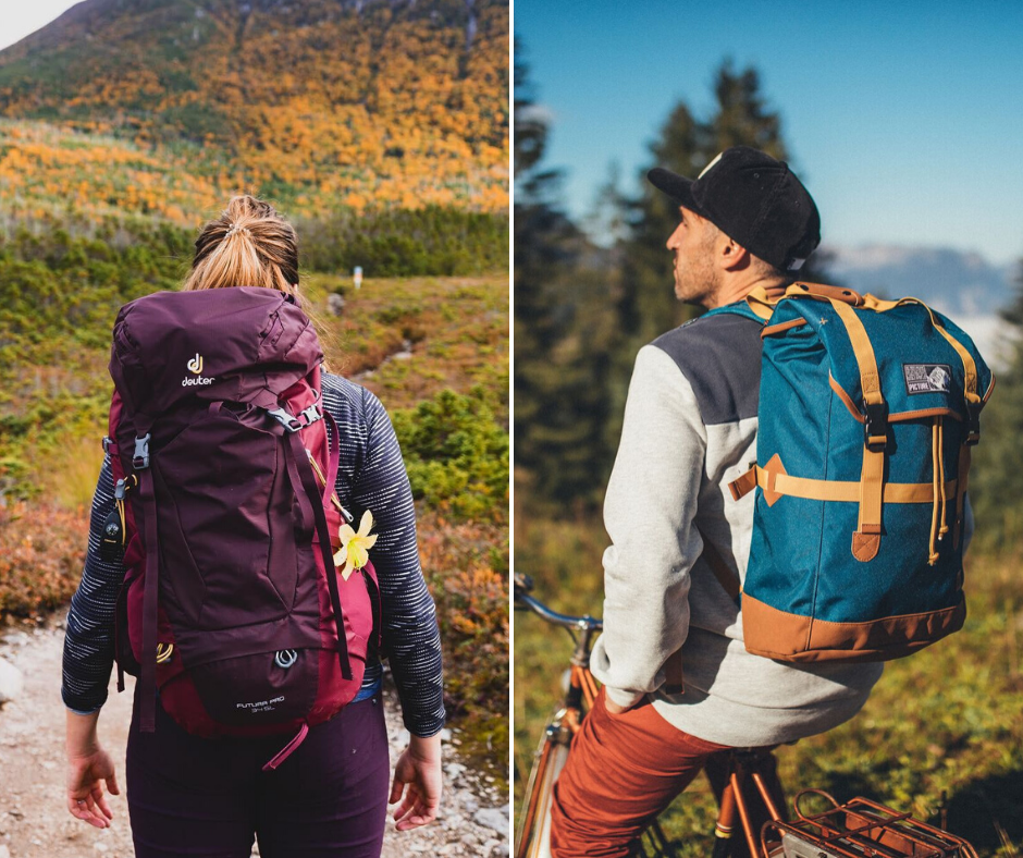 HIKING BACKPACKS: OUR SELECTION