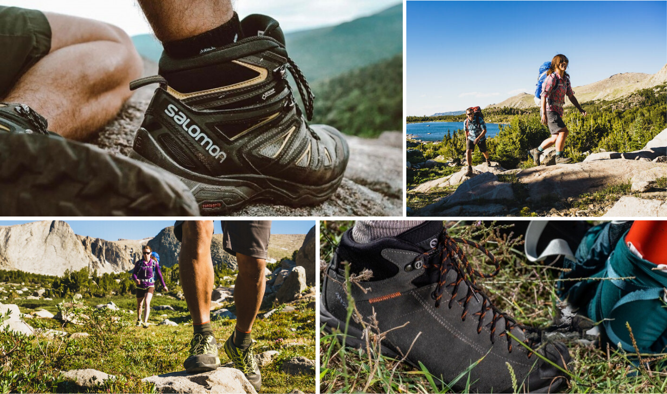 HIKING: ALL OUTDOOR EQUIPMENT