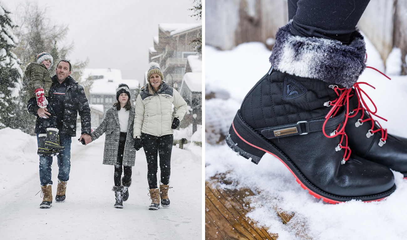 APRÈS-SKI: ALL OUR WINTER SHOES