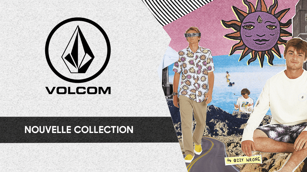 VOLCOM: NEW SUMMER COLLECTION