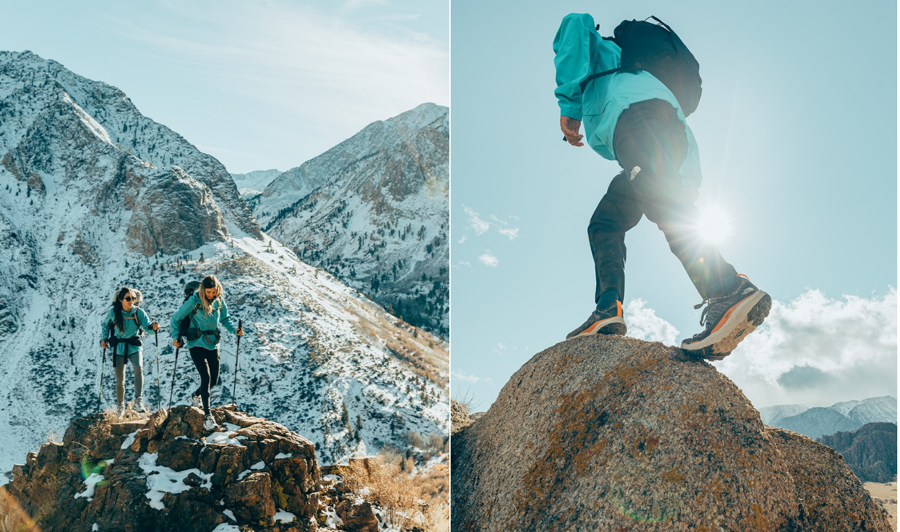 THE NORTH FACE: NEVER STOP EXPLORING™